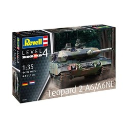 Leopard 2 A6/A6NL 1:35 # Revell 03281