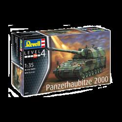 Panzerhaubitze 2000  1:35 # Revell 03279