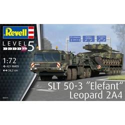 SLT 50-3 Elefant + Leopard 2A4 # Revell 03311