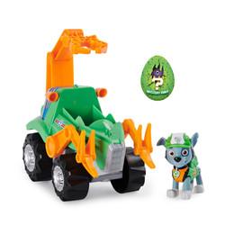 Paw Patrol Dino Rescue Rocky Met Voertuig