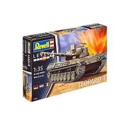 Leopard 1 Tank 1:35# Revell 03240
