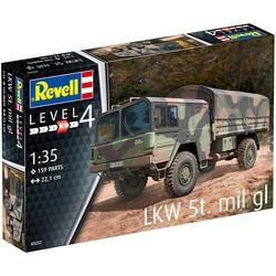 MAN 5T MIL GL - 1:35 # Revell 03257 modelbouw