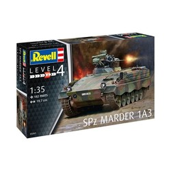 SPz Marder 1A3 - 1:35 # Revell 03261
