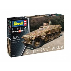 Sd.Kfz. 251/1 Ausf.A - 1:35 # Revell 03295
