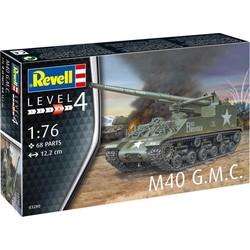 M40 G.M.C. - 1:76 # Revell 03280