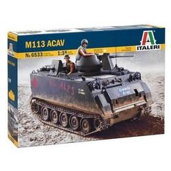 M113 ACAV - 1:35 # Italeri 6533