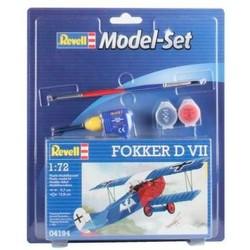 Fokker D.VII - 1:72 # Revell 04194
