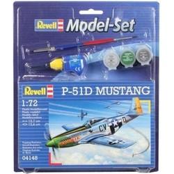 P-51D Mustang 1-72 # Revell 04148