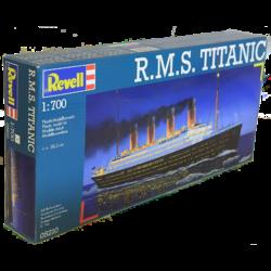 R.M.S. Titanic 1:700 # Revell 05210