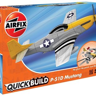 P-51D Mustang  # Airfix J6016