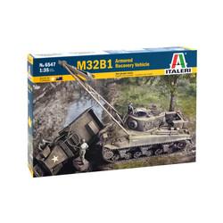M32B1 ARV # Italeri 6547 modelbouw