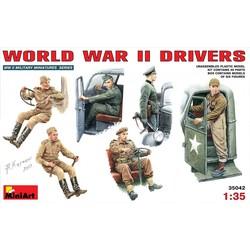 World War II Drivers 1:35 # MiniArt 35042
