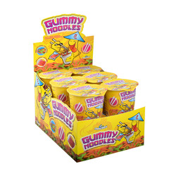 Funny Candy Gummy Noodles