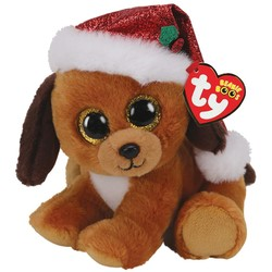 TY Beanie Boo's Christmas Dog - 15 cm