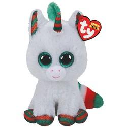 TY Beanie Boo's Christmas Unicorn 15 cm