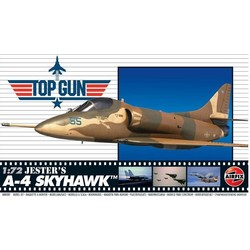 Top Gun Jester's A-4 Skyhawk 1:72 # Airfix 00501