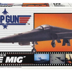 Top Gun F5-E Tiger II THE MIG 1:72 # Airfix 00502