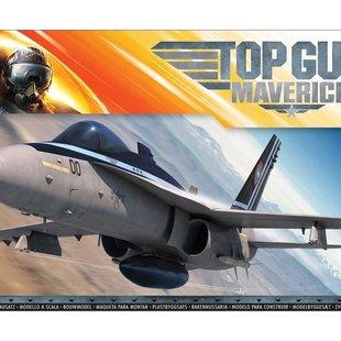 Top Gun Maverick F/A-18 Hornet 1:72 # Airfix 00504