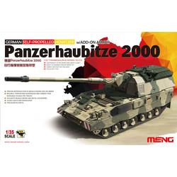 Pantserhouwitser 2000 schaal 1:35  # Meng TS 019