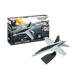 Maverick's F/A-18 Hornet Top Gun 1:72 # Revell 04965