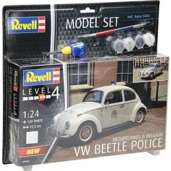 Volkswagen Kever Politie 1970 1:24 | Revell 07666