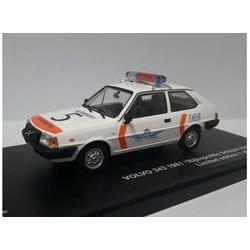 Rijkspolitie Schiphol Airport Volvo 343 1981 # Triple 9