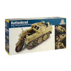 NSU HK 101 Kettenkrad 1:9 # Italeri 7404
