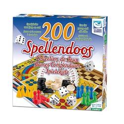 Spellendoos 200 delig