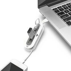 4-Poorts USB Hub - Quirky