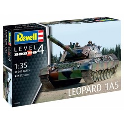 Leopard 1A5 1:35 # Revell 03320