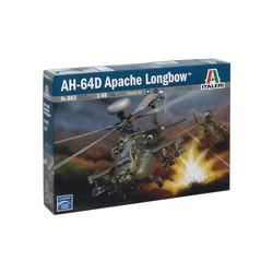 AH - 64D Apache Longbow # Italeri 863