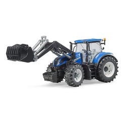 Tractor New Holland T7.315 # Bruder 03121