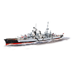Prinz Eugen Heavy Cruiser # Cobi 4823