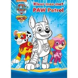 Paw Patrol Kleurboek