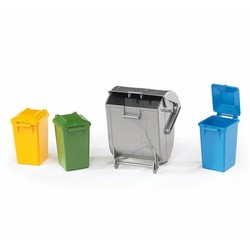 Vuilcontainers # Bruder 02607