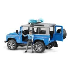 Land Rover Defender Politie # Bruder 02597