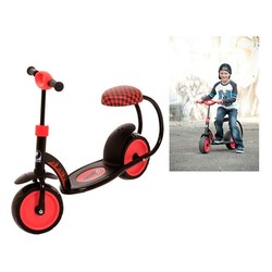 Besta Scooter Flame Red / Step