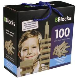 BBlocks bouwplankjes 100 stuks