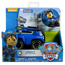 Paw Patrol Chase's Spy Cruiser + Drone