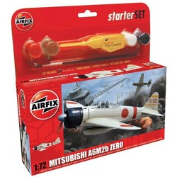 Mitsubishi A6M2b Zero 1:72 # Airfix 55102