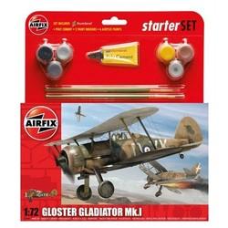 Gloster Gladiator Mk.I 1:72  # Airfix 55206