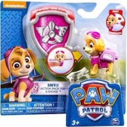 Paw Patrol Skye Met Badge