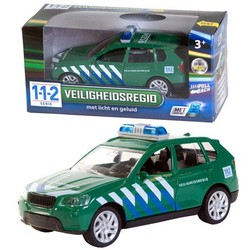 112 veiligheidsregio auto met licht en geluid