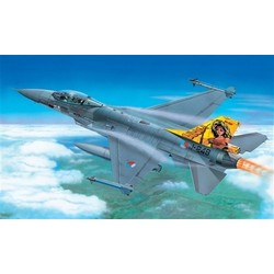 F-16 Fighting Falcon NL 1:72 # Italeri 1271