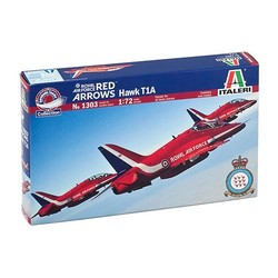 Hawk T.Mk.1 ''Red Arrows'' 1:72 # Italeri 1303