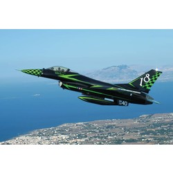 F-16  Special Colors 1:48 # Italeri 2694