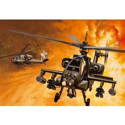 AH - 64 Apache 1:72 # Italeri 159