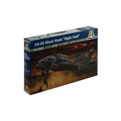 UH - 60 Black Hawk  1:72 # Italeri 1328