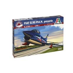FIAT G.91 P.A.N. 1:48 # Italeri 2740