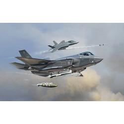 """F - 35A Lightning ll """"JSF"""" 1:72 # Italeri 1331"""